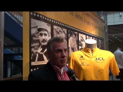 Lucien Van Impe - Vivez le Tour de France 2012