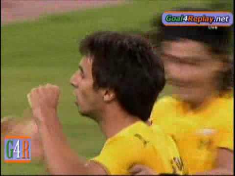 Aek Athens vs Vaslui 3-0 Scocco 79