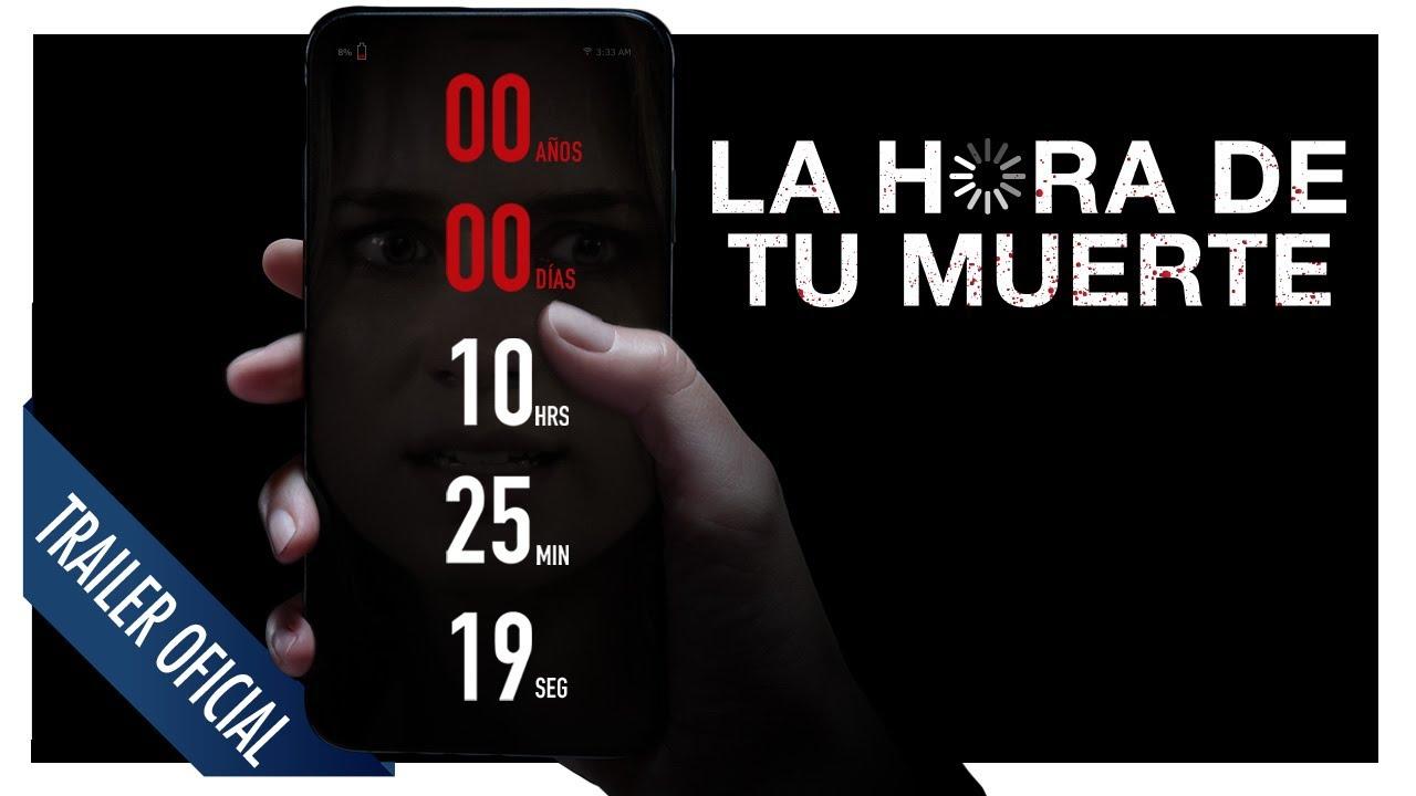 La Hora De Tu Muerte Trailer Oficial Subtitulado Hd Youtube