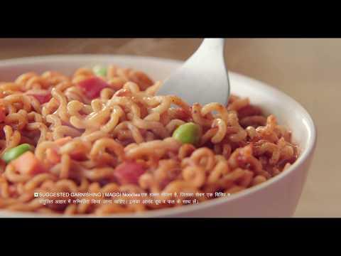 NEW MAGGI NUTRI-LICIOUS® Atta Noodles.