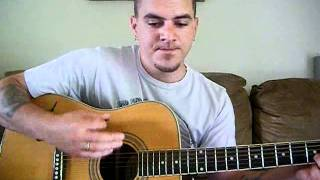 Trace Adkins Ladies love country boys covered by Bryan Knowles