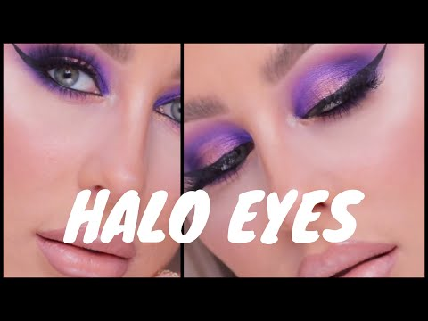 Purple Halo Glam- CHRISSPY thumbnail