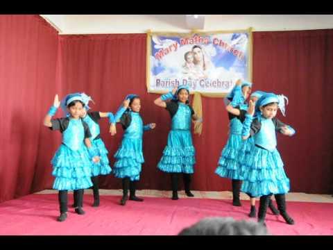 Kunjilam Kaikal koopi---Dance
