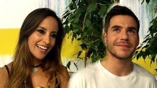 Fer Dente y Lourdes Sánchez, dos que se gustan