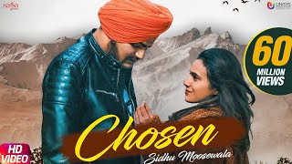 Gambar cover Sidhu Moose Wala - Chosen (Full Song)| Sunny Malton | New Punjabi Song 2019 | Love Song