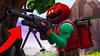 NEW PIZZA GUY TOMATO HEAD SKIN - FORTNITE BATTLE ROYALE