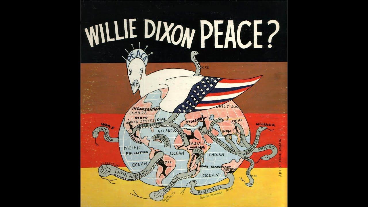Willie Dixon Peace