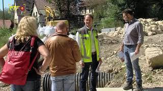 Verzögerung beim Ausbau des Hochwasserschutzes in Reutlingen-Betzingen