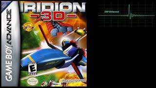 Nintendo GBA Soundtrack Iridion 3D Track 03 Game Over