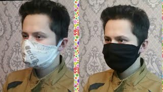 DIY mask for the face маска для лицо