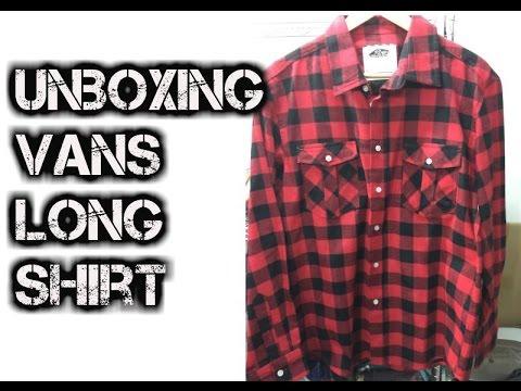 581e852aefb Unboxing Vans Long Shirt  Taobao   TimTao  - YouTube