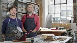 Simon Goode and Ira Yonemura: Building a Home for Book Arts in London