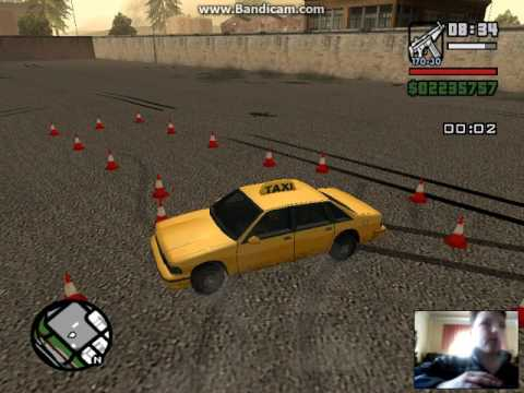 Прохождение игры GTA San Andreas  Миссия 37 Снова в школе Прохождение с чит кодами