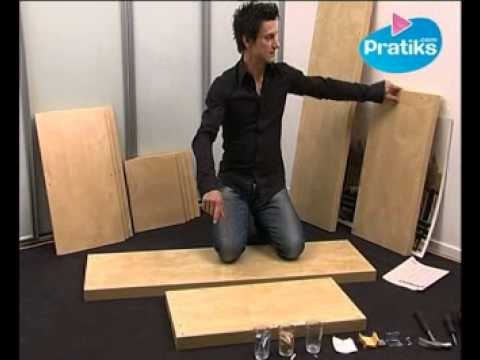 notice montage meuble tv expedit ikea. Black Bedroom Furniture Sets. Home Design Ideas