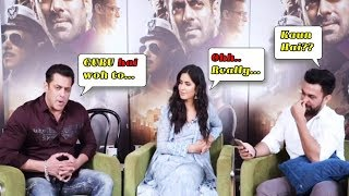 BHARAT Salman Khan Makes FUN of Katrina Kaif & Opens Secrets | EXCLUSIVE INTERVIEW