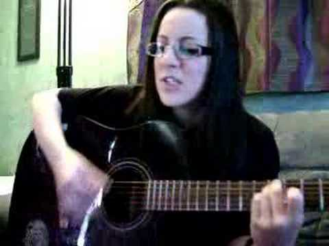 Alter Bridge - Open Your Eyes (Acoustic Cover By Ladylaiho)
