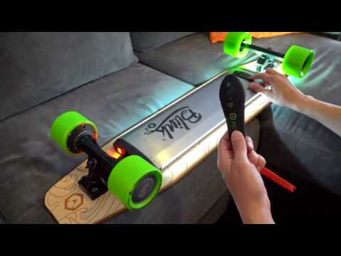 Acton Blink S2 Electric Skateboard First Look (4K)