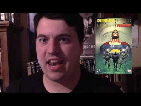 Superman and Batman vs. Aliens and Predator by Mark Schultz(Book Review)