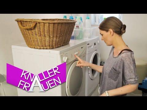 Knallerfrauen mit Martina Hill | Wäsche trocknen [subtitled]