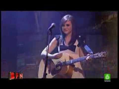 Amy McDonald-Sleep tonight