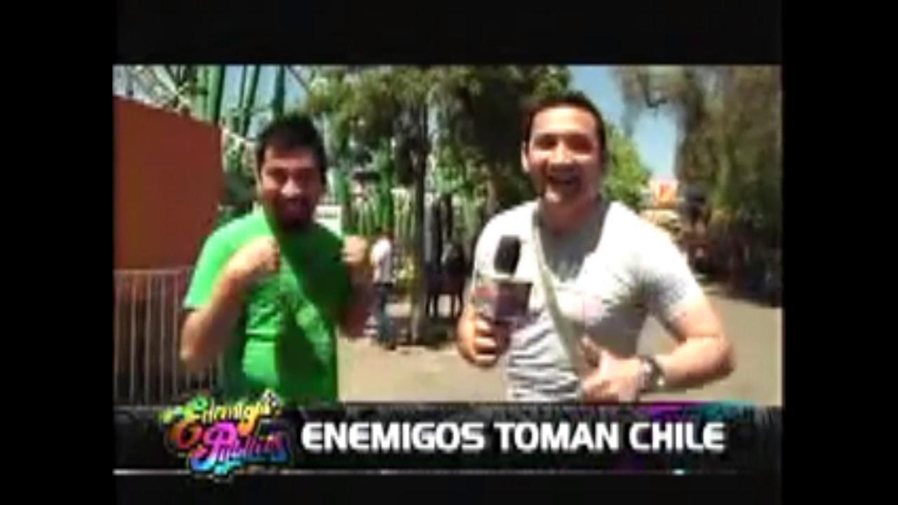 TV Peruana: El mejor parque de diversiones de Sudamérica
