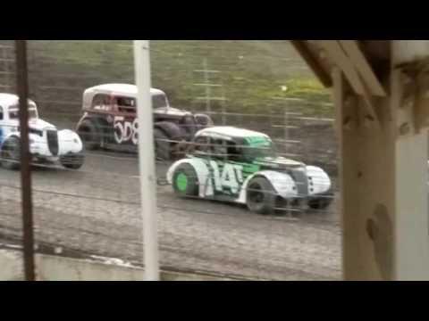 River Cities Speedway Legends 9/23/17