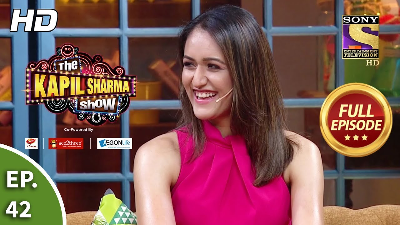 Download The Kapil Sharma Show Season 2-दी कपिल शर्मा शो सीज़न 2-Ep 42-Wrestlers And TT Champ-19th May, 2019