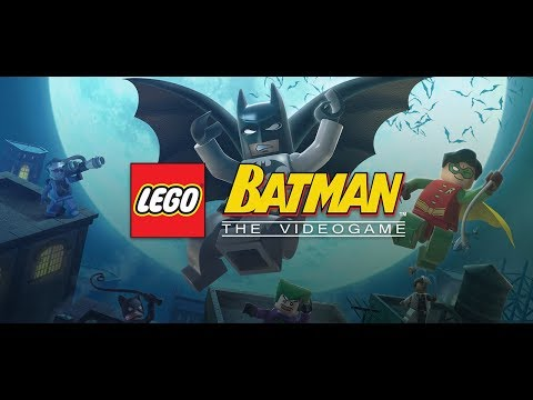 LEGO Batman The Video Game прохождение часть 4 Отравленное задание