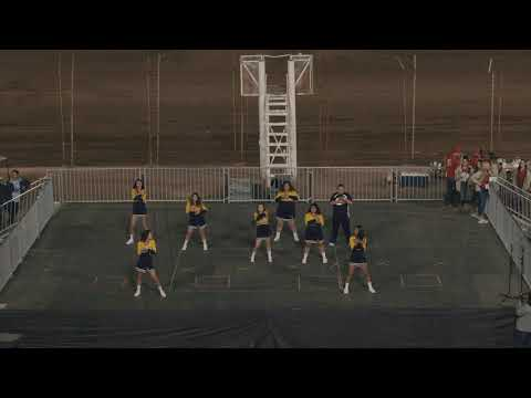 Calipatria High School Cheer  High School Madness 2018