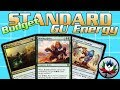 MTG – $20 Budget U/G Energy Standard Deck Tech for Magic: The Gathering – Rivals of Ixalan!