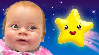 Ты красивая звезда - Детская песня. Песни для детей от Майи и Маши