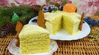 Нежный Торт Молочная Девочка Идеальный Новогодний Торт