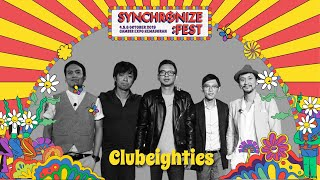 Club Eighties LIVE @ Synchronize Fest 2019