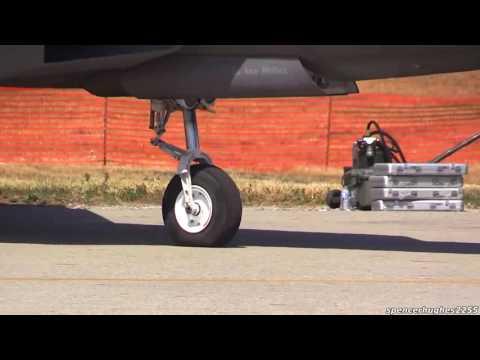 Military Aircraft - 2015 F 22 Raptor Demo & Heritage Flight || Military Documnetary