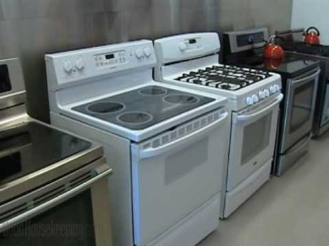 Best Gas and Electric Ranges and Stoves - Electric and Gas ...