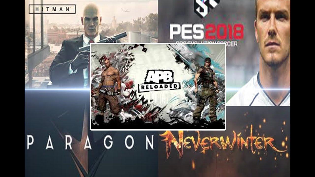 Top 5 Mejores Juegos Gratis De Ps4 2019 Parte 3 Youtube