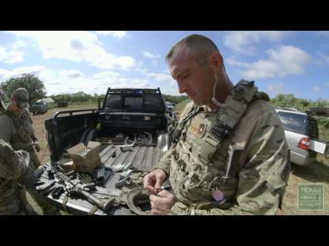 Texas Game Wardens Special Operations: Chris Davis - Texas Parks and Wildlife [Official]