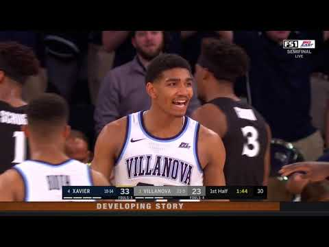 Villanova vs. Xavier Highlights: #BEtourney