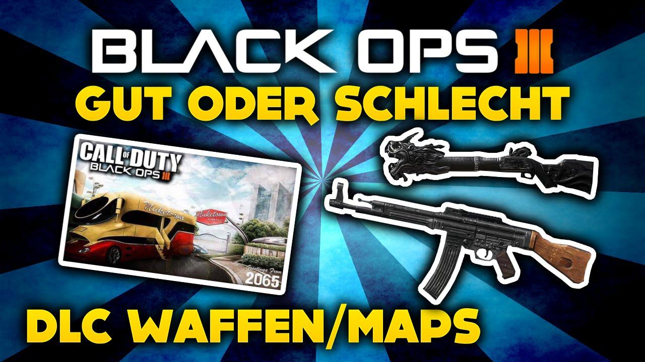 DLC Waffen & Maps