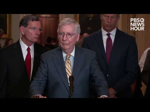 WATCH: McConnell equates his ancestors' slave ownership to Obama's