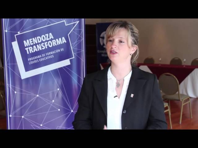 Programa de Formación de Lideres Educativos - Mendoza Transforma 2015