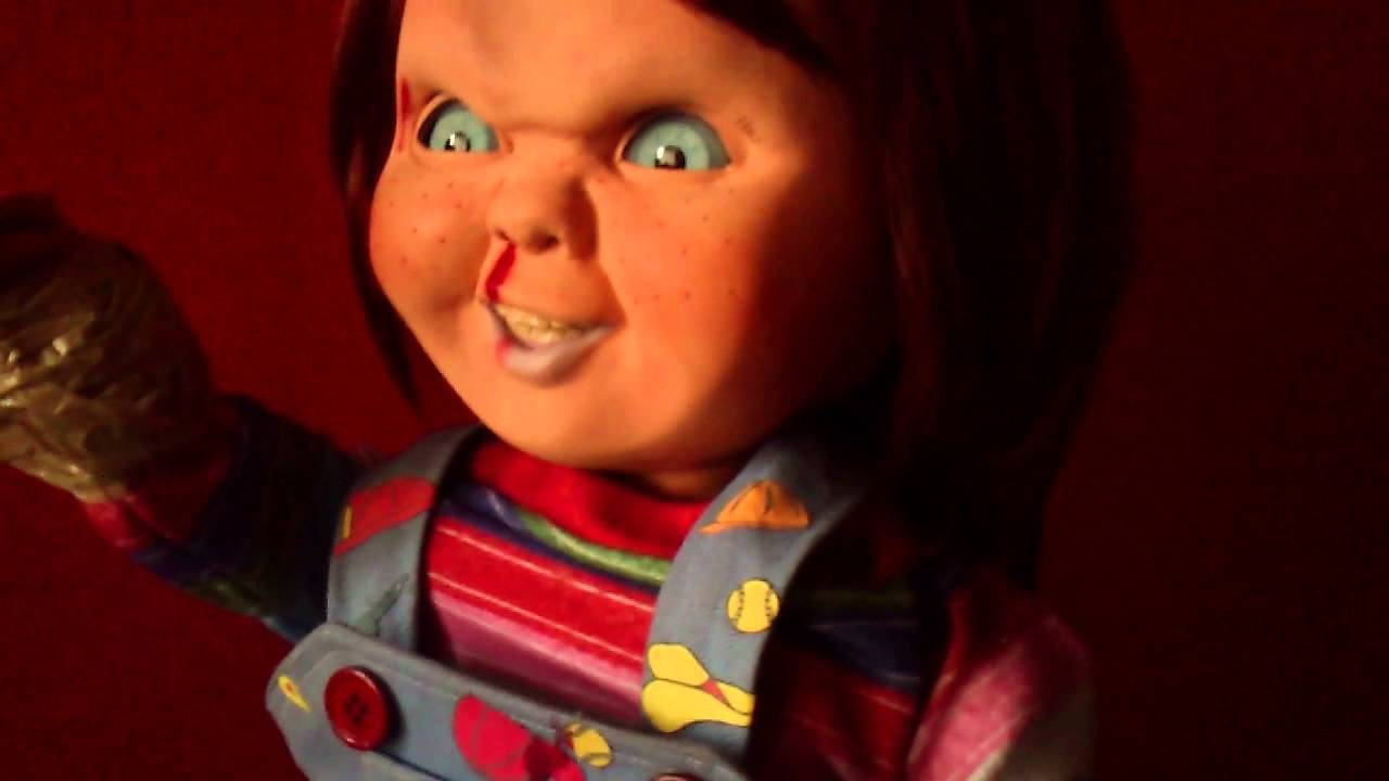 Chucky Replica Life Size Talking Doll Childs Play 2