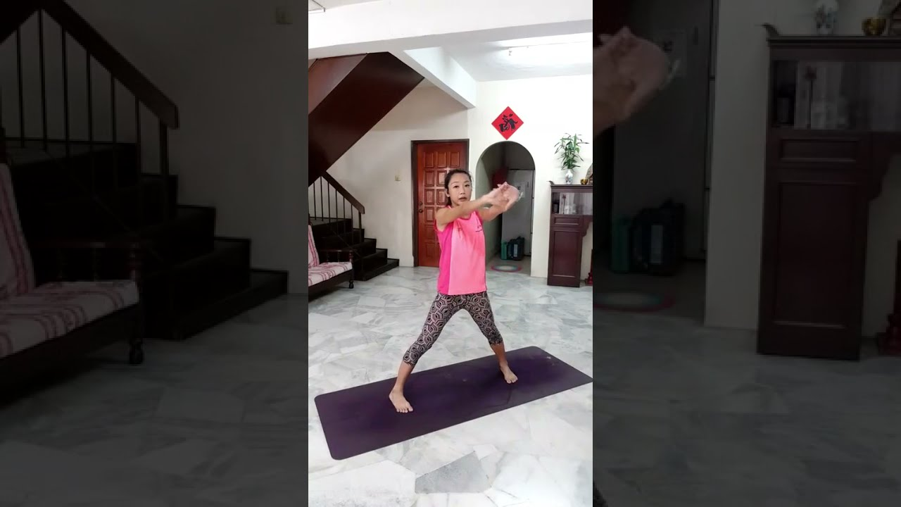 Whole Body Stretching Video