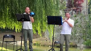 """Il duo """"Copper & Zinc"""" a Palazzuolo sul Senio"""