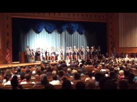 ALTUS HIGH SCHOOL FOOTBALL ASSEMBLY