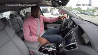 2016 Acura TLX Test Drive