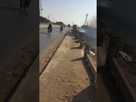 SITE Industrial area Devastated Video dt 8 November 2017
