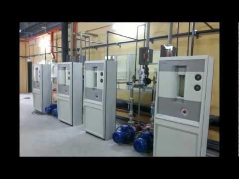 Evoqua Wallace Tiernan Gas Feed Equipment And Control