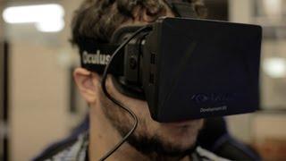 Hands On: The Oculus Rift Development Kit
