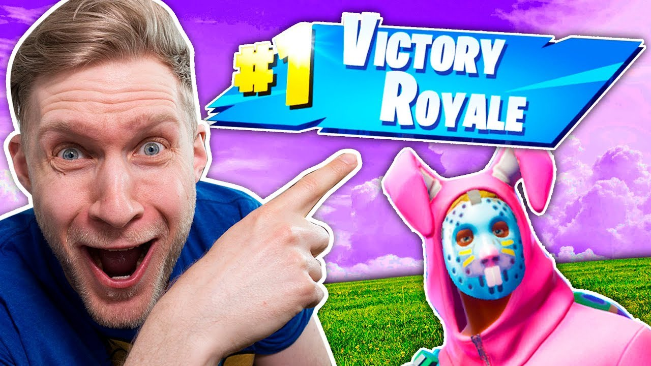 Dansk Fortnite - EASY WIN MED FANS?